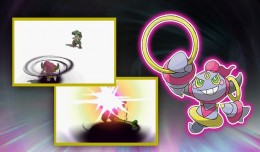 pokemon hoopa nintendo 3ds logo