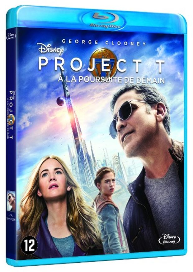project t à la poursuite de demain blu ray
