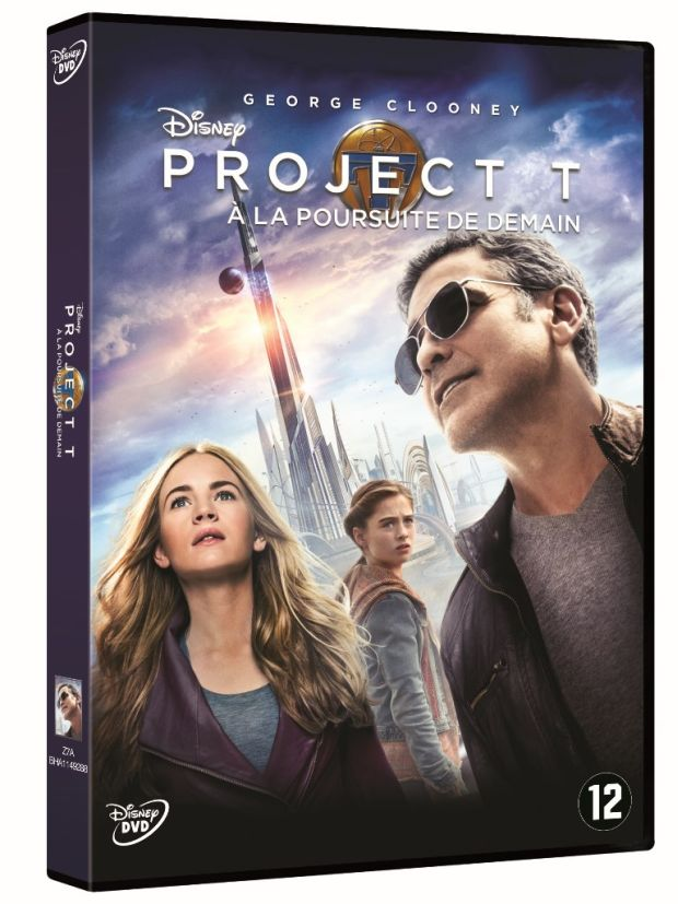 project t à la poursuite de demain dvd