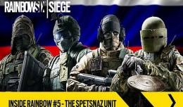 rainbow six siege spetsnaz logo