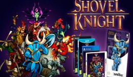 shovel knight focus home nintendo amiibo