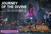 skyforge journey of the divine logo