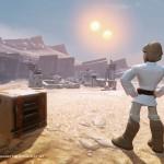 Sur le plan technique, ce Star Wars: Rise Against the Empire bénéficie d'un rendu visuel très respectueux de la saga et d'excellents effets de lumière