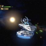 Les combats spatiaux sur fond de B.O. made in John Williams sont jouissifs