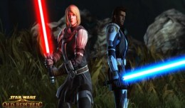 star wars the old republic knights of the fallen empire launch logo