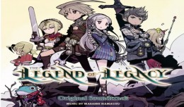 the legend of legacy ost wayo records
