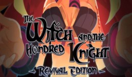 the witch and the hundred knight revival edition logo