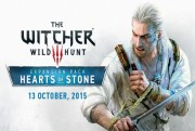 the witcher 3 hearts of stone trailer logo