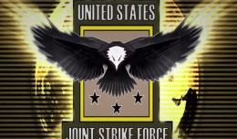 tom clancy endwar online usa joint force logo