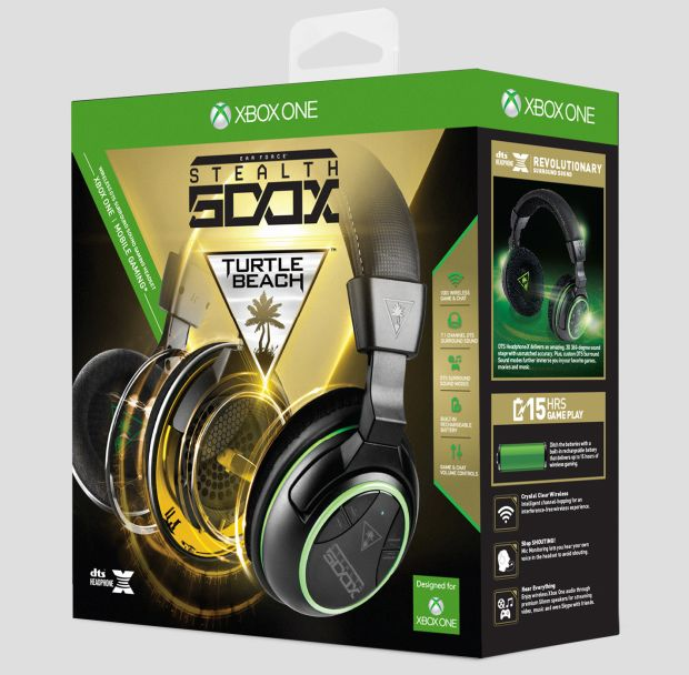turtle beach stealth 500 xbox one