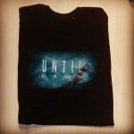until dawn concours n-gamz t-shirt