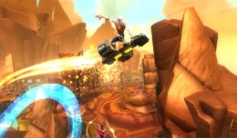 wildstar hoverboard