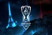 worlds league of legends championship 2015 logo