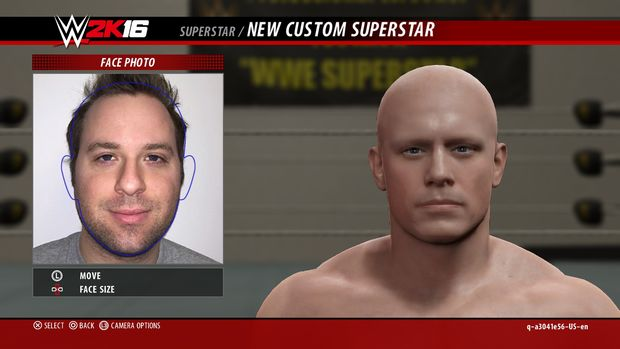 wwe 2k16 creation studio app screen 3