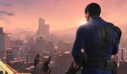 """Certes, techniquement ce Fallout 4 est parfois loin du compte, mais il propose une direction artistique incroyable avec cet """"automne"""" post-nucléaire inoubliable!"""