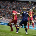 Dès les premières minutes, on sent une nette différence dans le gameplay de ce FIFA