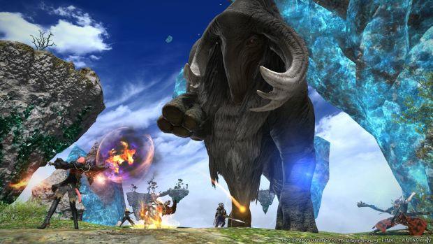 Final Fantasy XIV update 3.1 screen 2