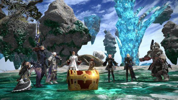 Final Fantasy XIV update 3.1 screen 3