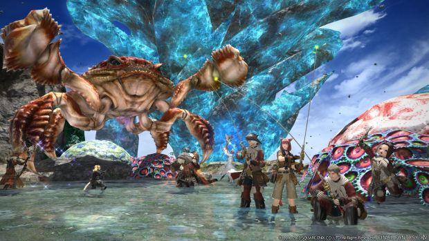 Final Fantasy XIV update 3.1 screen 4