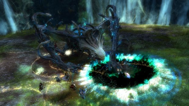 Guild Wars 2 Heart of Thorns Raid Screen 4