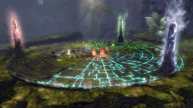 Guild Wars 2 Heart of Thorns Raid Screen 8