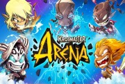 Krosmaster Arena Screen logo