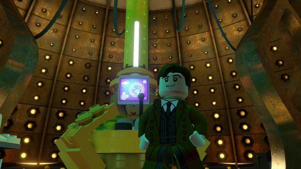 LEGO Dimensions Doctor Who Number 10