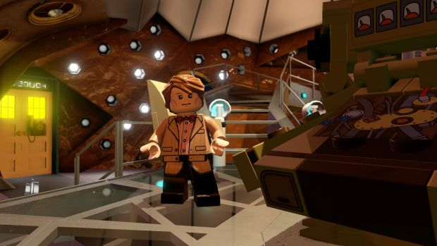 LEGO Dimensions Doctor Who Number 11