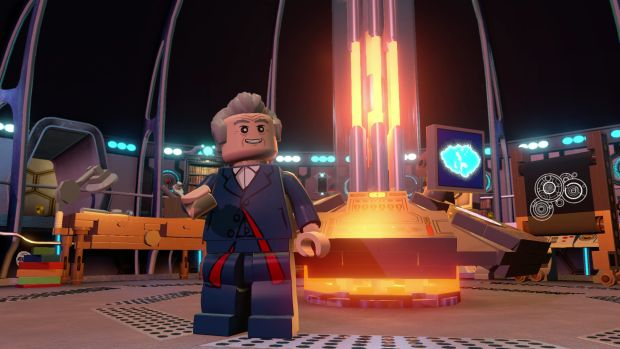 LEGO Dimensions Doctor Who Number 12