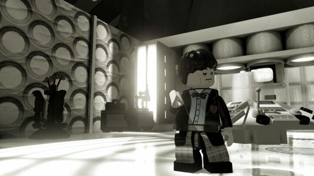 LEGO Dimensions Doctor Who Number 2