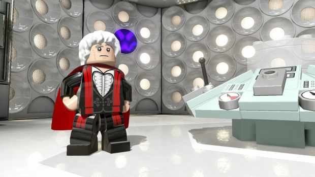 LEGO Dimensions Doctor Who Number 3