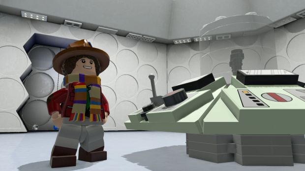 LEGO Dimensions Doctor Who Number 4