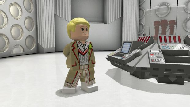 LEGO Dimensions Doctor Who Number 5