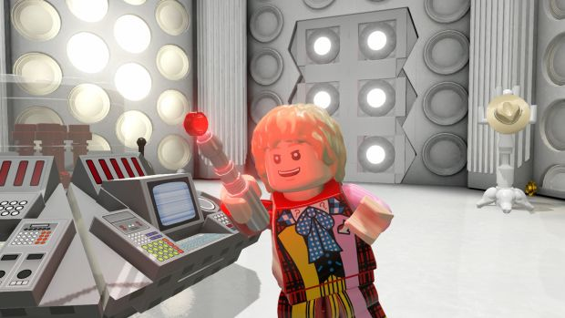 LEGO Dimensions Doctor Who Number 6