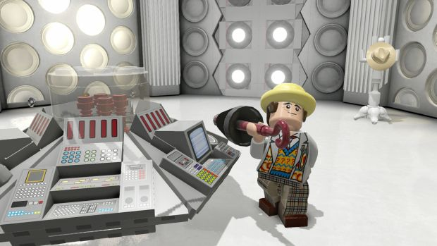 LEGO Dimensions Doctor Who Number 7