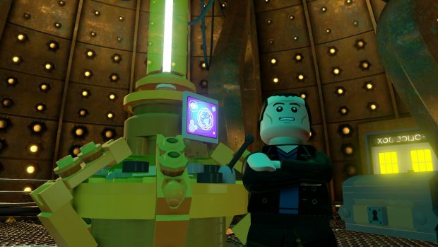 LEGO Dimensions Doctor Who Number 9
