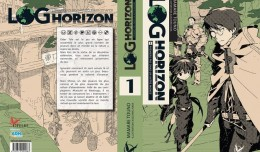 Log Horizon Ofelbe cover