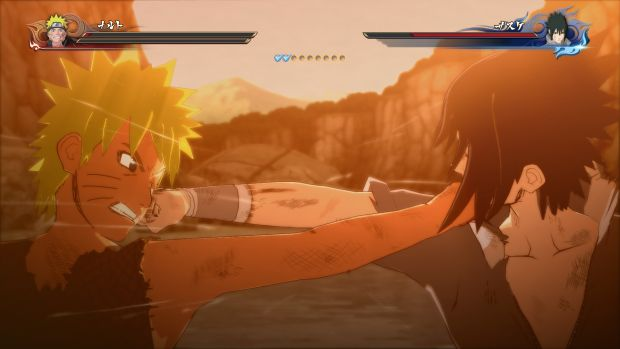 Naruto Shippuden Ultimate Ninja Storm 4 Demo Screen 3