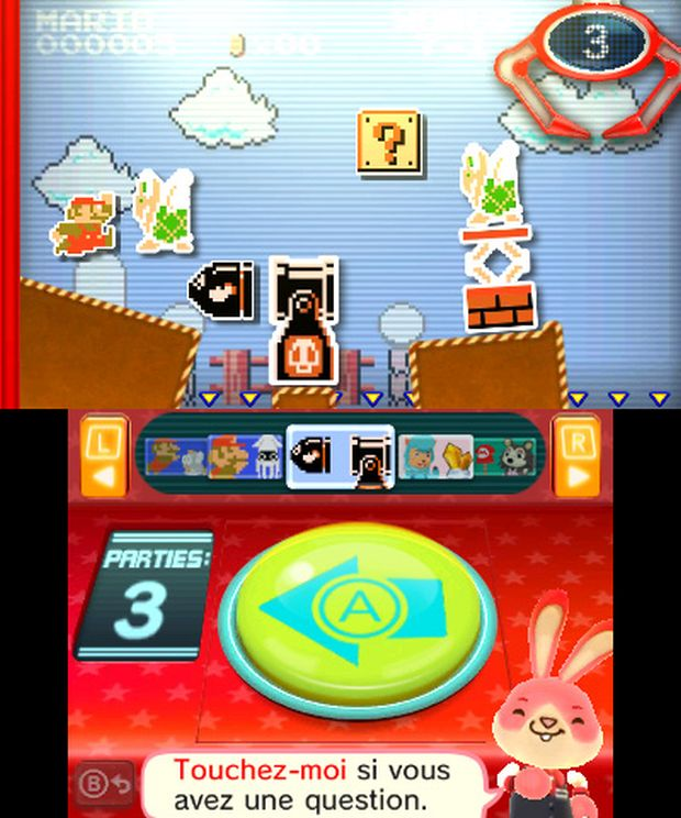 Nintendo Badge Arcade Screen 3