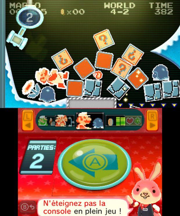 Nintendo Badge Arcade Screen 4