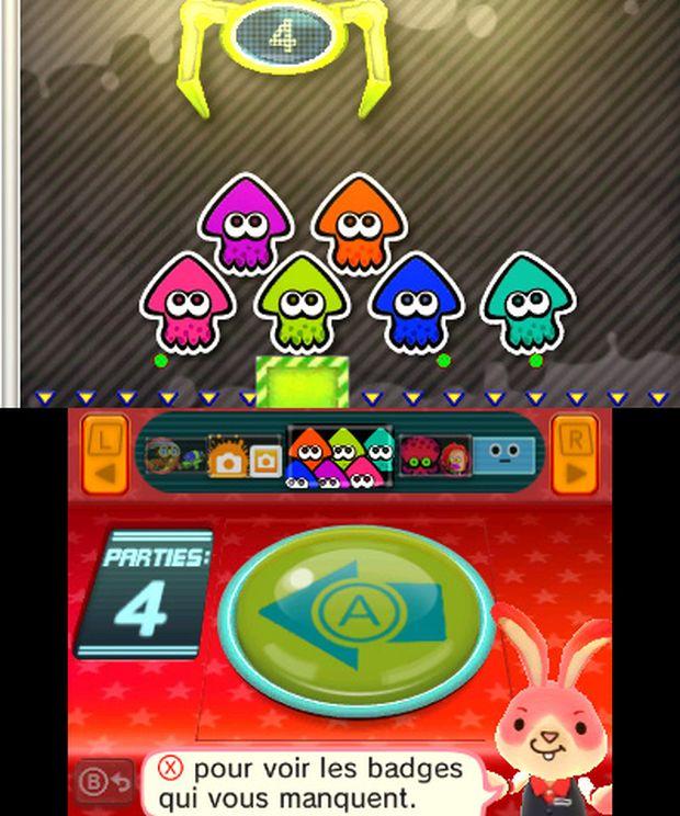 Nintendo Badge Arcade Screen 5