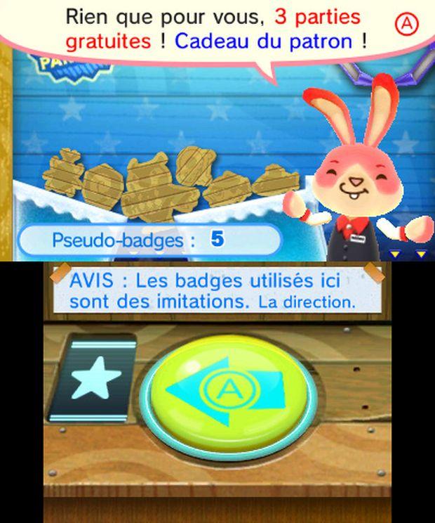 Nintendo Badge Arcade Screen 6