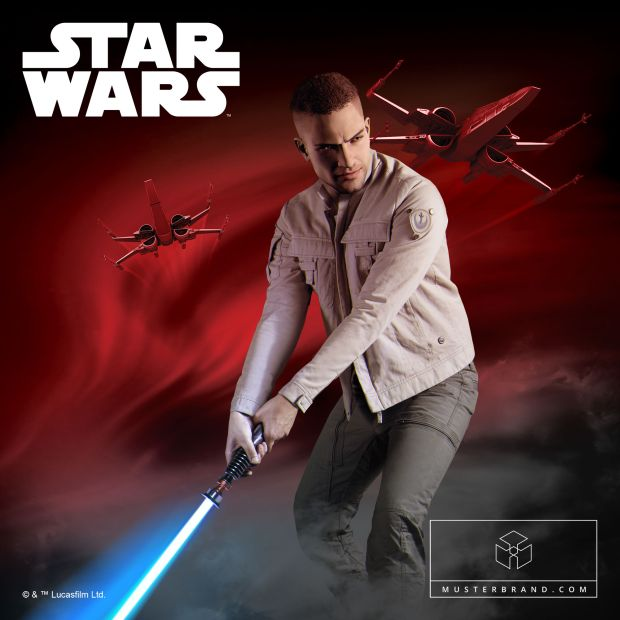 Star Wars Battlefront Musterbrand jedi