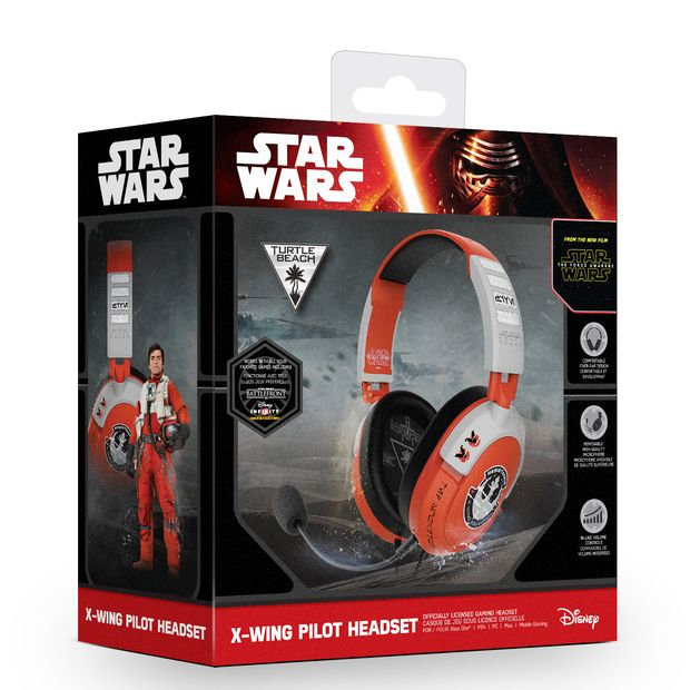 Star Wars Turtle Beach X-Wing Pilot Screen 2