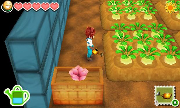 Story of Seasons Screen 1