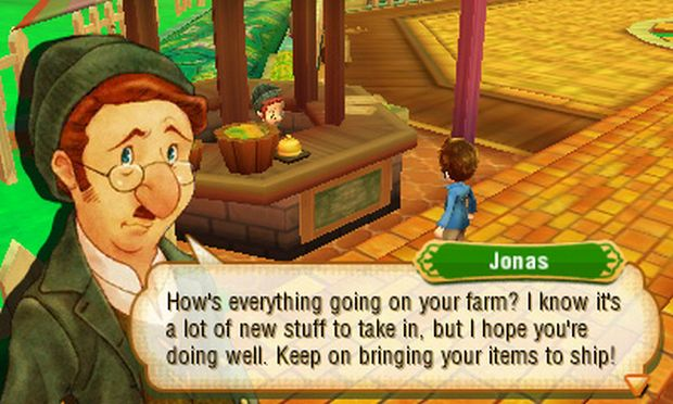 Story of Seasons Screen 3