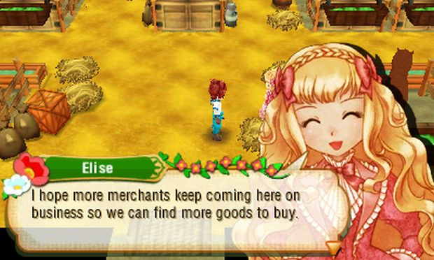 Story of Seasons Screen 7
