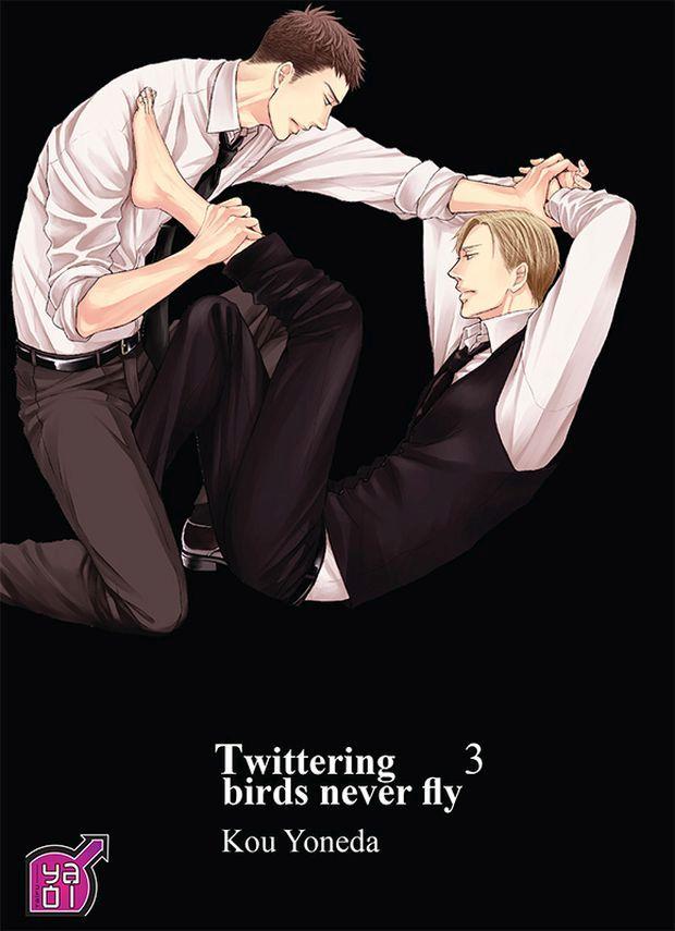Taifu TwitteringBird tome 3