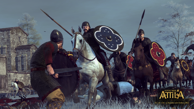 Total War Attila Charlemagne Screen 2