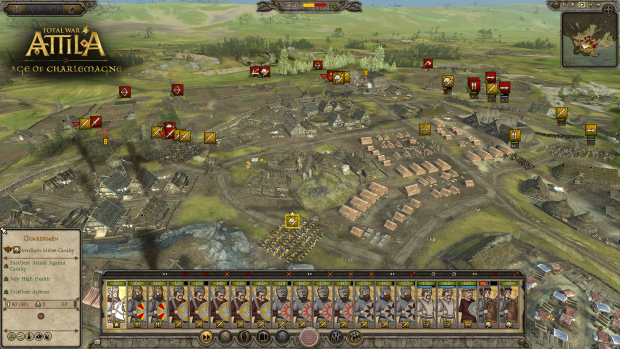 Total War Attila Charlemagne Screen 3